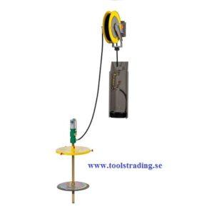 Smörjpumpsystem för 180 - 220 kg fat #MEC-013-1136