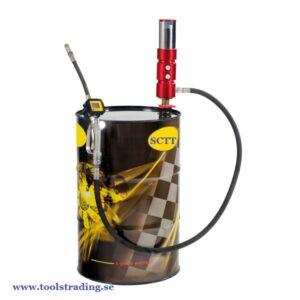 Olje påfyllnings kit lämplig för fat 180-220 liter #MEC-022-1289