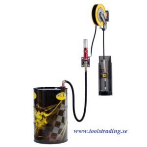 Service Oljestation från fat / tank 180 -220 Lit # MEC-022-1302