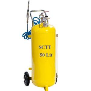 Oljepåfyllare Luftdriven 50 Lit  # MEC-027-1310-000