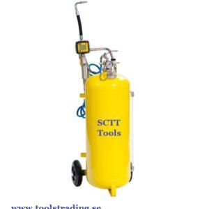 Olje påfyllningskärl 50 Lit luftdrivett # MEC-027-1312