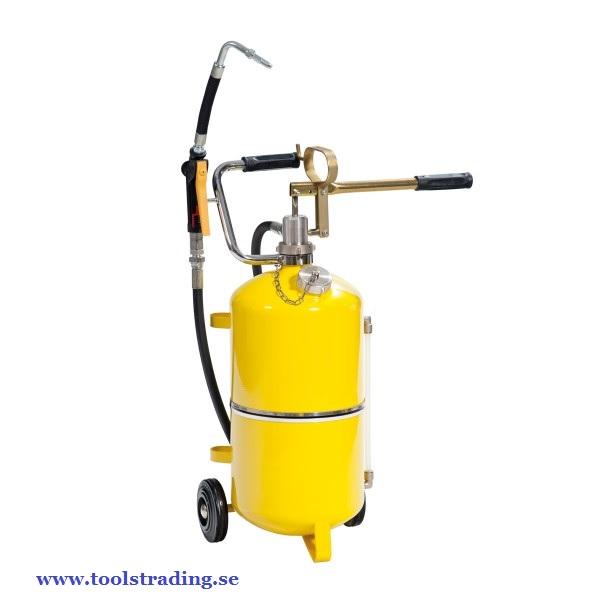 Oljepåfyllare 24 Lit manuellt handtag , hjulförsedd # MEC-027-1326-000