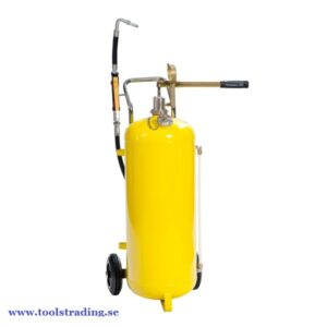 Oljepåfyllare 50 Lit manuellt handtag , hjulförsedd # MEC-027-1328-000