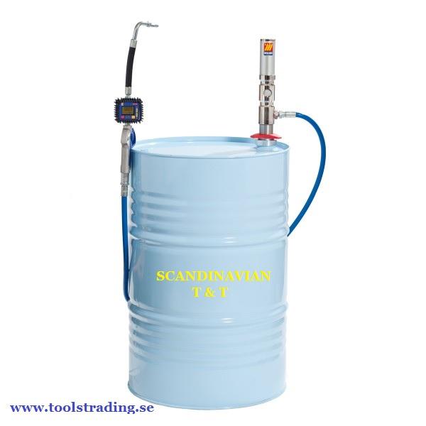 Pump kit luftdrivet för glykol och spolar vätska  # MEC-029-1384