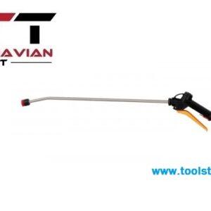 Sprutpistol med 600 mm rostfritt stålrör för bla avfettning #MEC-053-1541-000