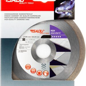 Diamond Disc Standard 115x22, 23x7mm RDX