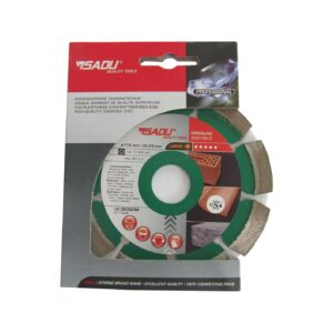 Diamond Disc Standard 115x22, 23x10mm Green Line