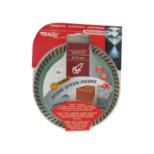 Diamond Disc Premium DIY 115x22, 23x7mm (sten)