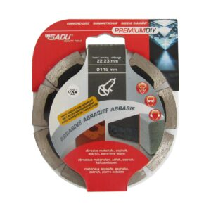 Diamond Disc Premium DIY 115x22, 23x8mm (slipmedel)