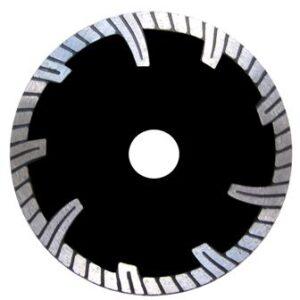Diamond klinga 115x22 Premium, 23x7mm Turbo Wave