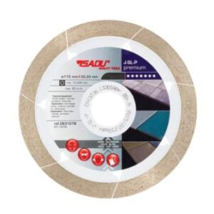 Diamond Disc Premium 115x22, 23x10mm J-Slot J-SL-P
