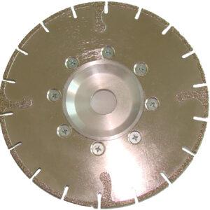 Diamantskiva 230x22, 23mm M14 fläns MR-230 (marmor)