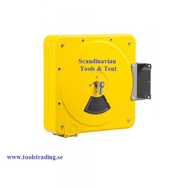 Slangvinda Stängd svängbara för het vatten 150 ° C # MEC-075-4501-210