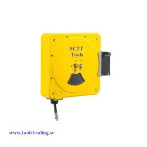 Slangvinda svängbar för olja 160 bar # MEC-075-4506-410