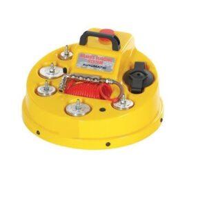 Bromsluftningsapparat elektrisk 12 V inkl. 6 bromsluftnings lock # MEC-081-1795-000
