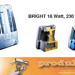 Arbetslampa Bright 18W # 137-19E817