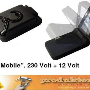 LED handlampa 230V + 14V # 1137-14060