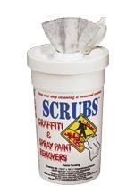 ScrubsGraffiti & Spray Paint Removers