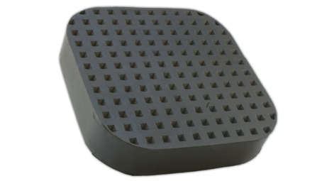 Domkrafts gummipad #2789-100 compac