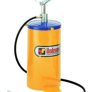 Fett pump  Manuell med tank 15 kg # ITAL-15000