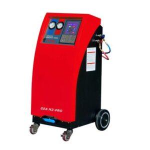 A/C ÅTERVINNINGSUTRUSTNINGS AGGREGAT Utrustning GEA N2 PRO # ATH-AC134A