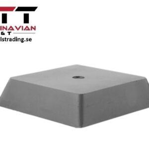 Billyft gummi pad 50 x 150 x 30 mm universal #2789-165037