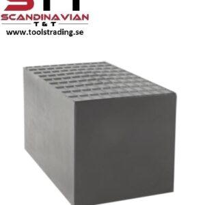 Gummiblockpad  230 X 140 x 120 mm, bla Zippo billyft #2789-38.31.831OLD