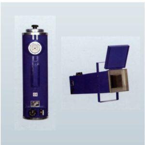 Elektrod Horisontal värmare för elektroder