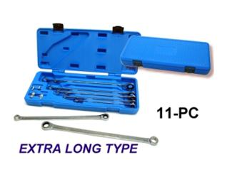 Ringspärrnyckel X:a långa mm #19-T02-038JK-115PD