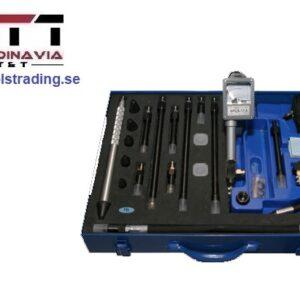 Kompressions mätare bensin 3 - 17 BAR # 2-99786