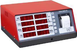 Fyrgasmätare Ital #2-112345-4