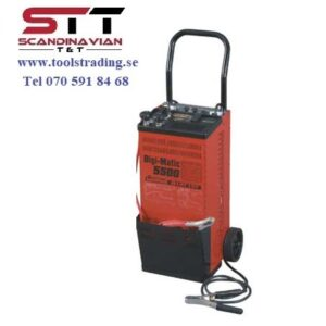 Batteriladdare 12/12V 75 amp  400 amp starthjälp # 2-EM-12060
