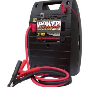 Starthjälp Booster 3500 Amp 12 + 24 V #SER-PS-24HD-E