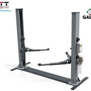 Billyft 2 Pelar 4,0 Ton GALTA  med golv fundament# GAL-TPB-4.0-BAS