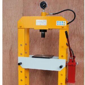Verkstadspress 30 Ton Golv modell, Handpump #CHANG-HP-30S