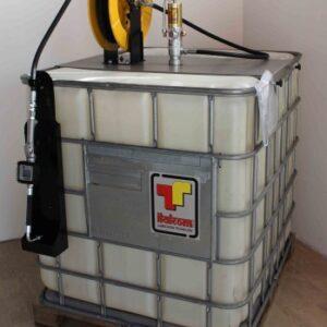Olja distributionen kit för tankar 1000 l