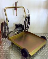 Elektrisk oljetank överförings kit