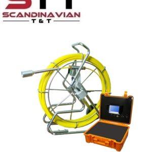 Professionell industriell inspektionskamera #TFT-LCD-monitor