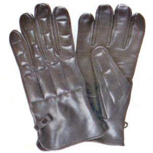Handske bevaknings / polis