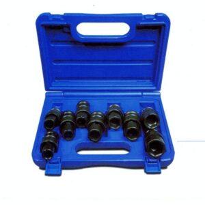 Kraftknuthylssats 3/8 ansl. 13-22 mm.# 369-69523098