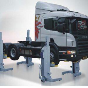 Lyftbockar mobila 30000/45000 kg/4 st i kit # AA4-AA-4400
