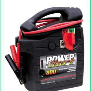 Power start Booster # SER-PS-1224E