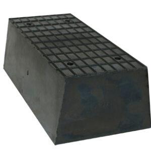 Gummiblock pad 200 x 100 x 70 mm, Zippo lyftrar #2789-110