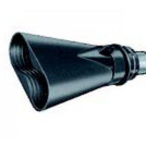 Avgasslangmunstycke BGO, ovala # AER-2012-95