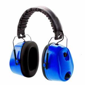 ELEKTRONISKA hörselkåpor