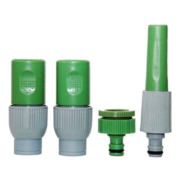 Vattenslang kopplings kit
