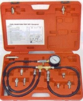 Fuel Injection Test Kit 0 -  7 ar samt 0 - 3 bar #JBM-51894