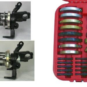 Hjul nav avdragarsats  / hjullager enheter verktyg set #LÖT-78545