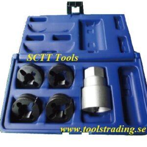 Fälg hjul lås bults reparationsverktyg # CH-822-0595