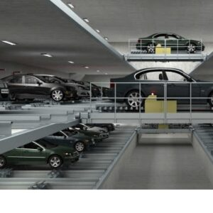 Parkeringssystem för  bilar  # STM-JJPQ